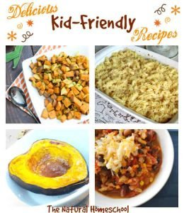 Quick Easy Kid-Friendly Recipes {Link Party #63}