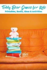 Teddy Bear Games for Kids – Printables, Books, Ideas & Activities