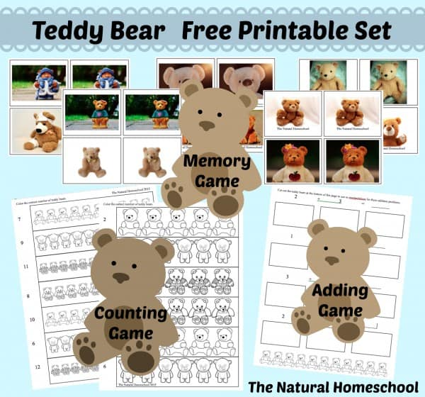 Did you know that on November 14th, we observe National Teddy Bear Day? Take a look at these wonderful teddy bear games for kids!