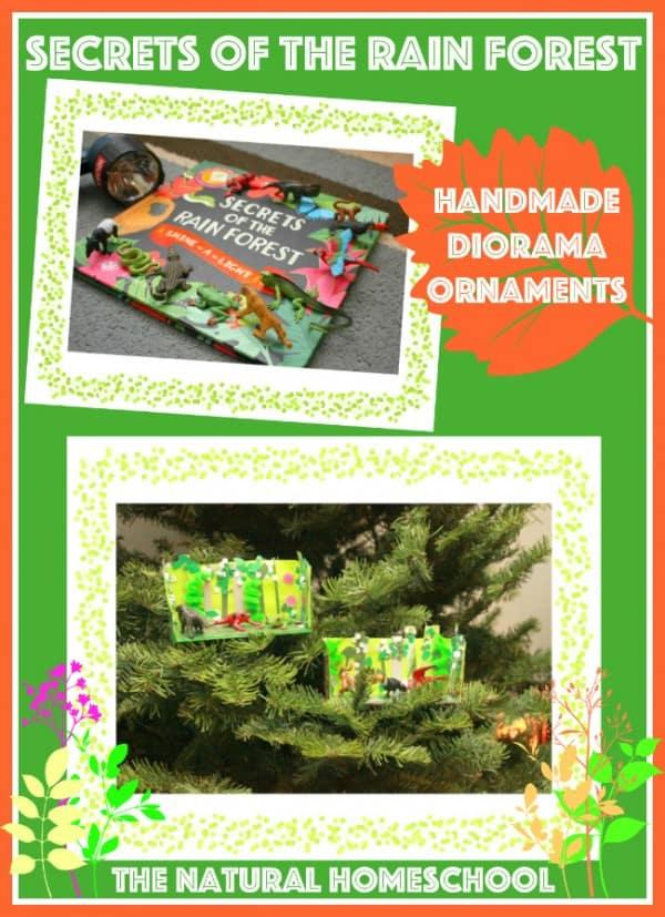 Awesome Handmade Ornaments {Linky 68}