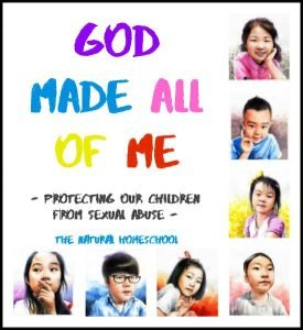 God Made All of Me – Protecting our Children from Sexual Abuse
