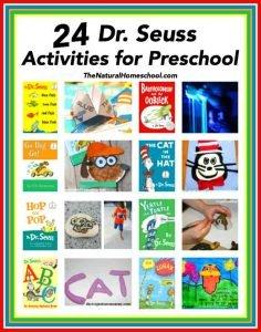 24 Dr. Seuss Activities for Preschool