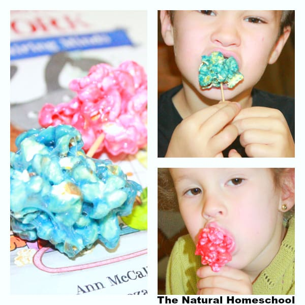 Edible Science Experiments for Kids