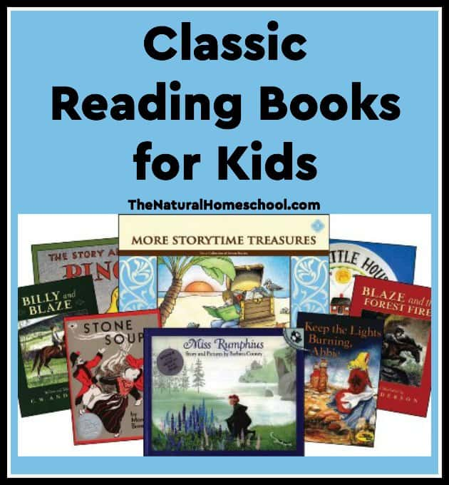 Classic Reading Books for Kids