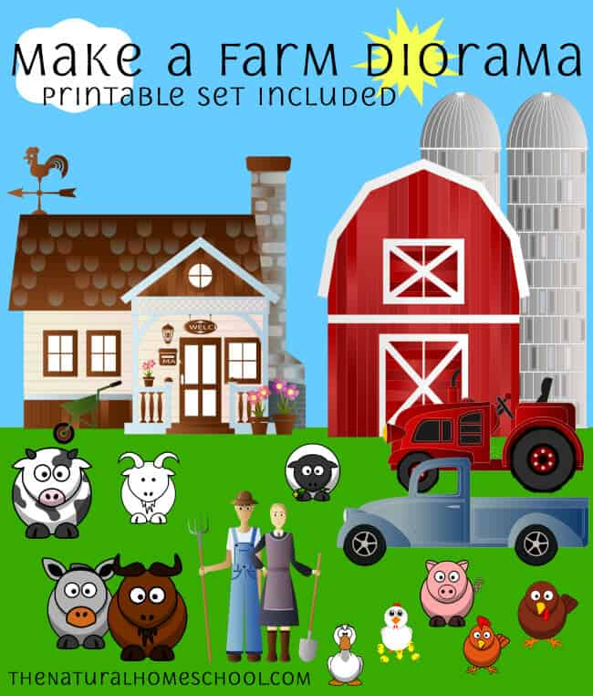 We got some great deals on more farm animals books, printables and resources and wanted to share a neat list of books and resources with you!