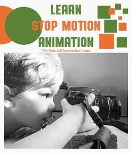Learn Stop Motion Animation! {Coupon Code}