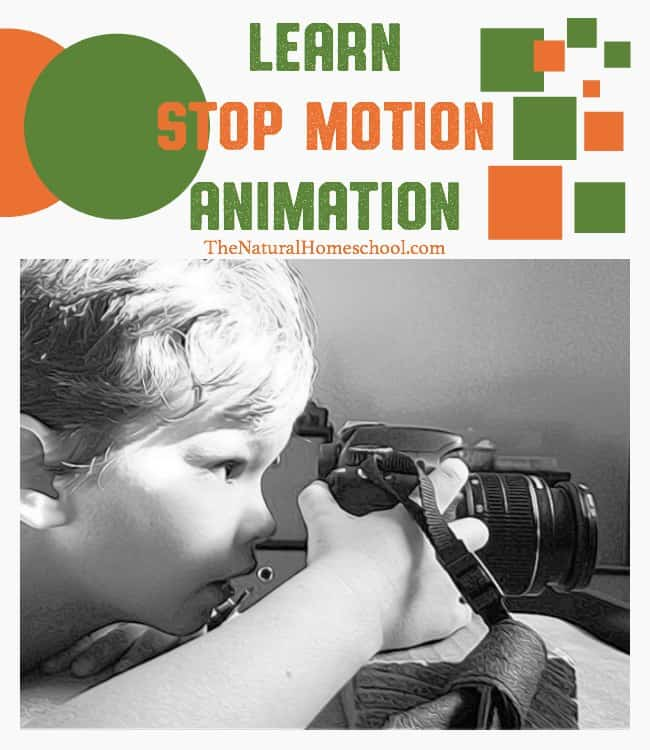 Learn Stop Motion Animation!