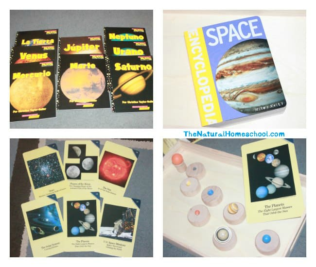 Free Astronomy Home Study {Printable Set}