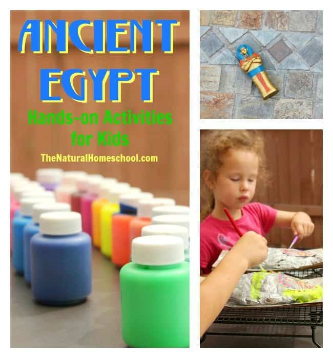 Ancient Egypt Activities for Kids
