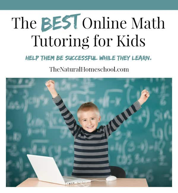 The Best Online Math Tutoring for Kids