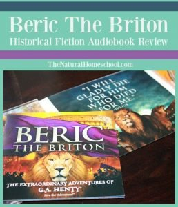 Beric the Briton: Historical Fiction Audiobook Review