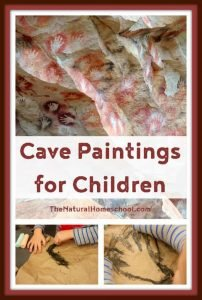 History: Cave Paintings for Children {Printables}