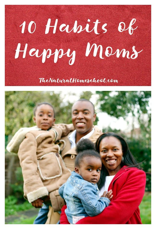 What are habits of happy moms? Have you been lacking in your happiness as a mom lately? Do you not know how to start or how to keep it? Despair not! In this post, I will share with you, along with some blogger friends, 10 habits that happy moms have.