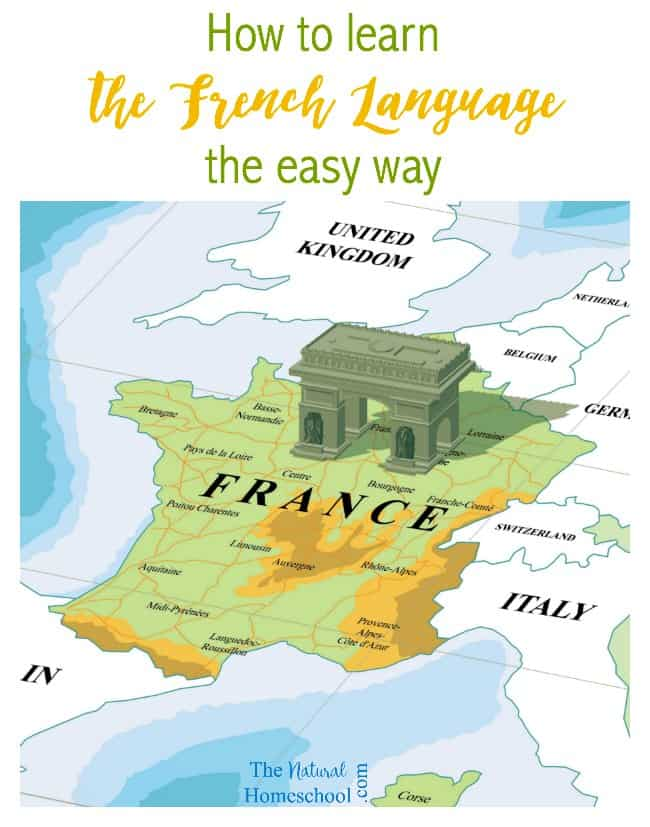 How to Learn the French Language the Easy Way 2