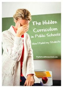 The Hidden Curriculum in Public Schools & How I failed my Students