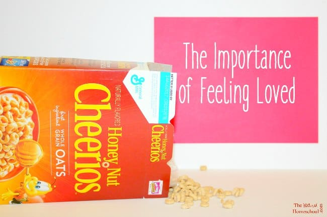 The Importance of Feeling Loved