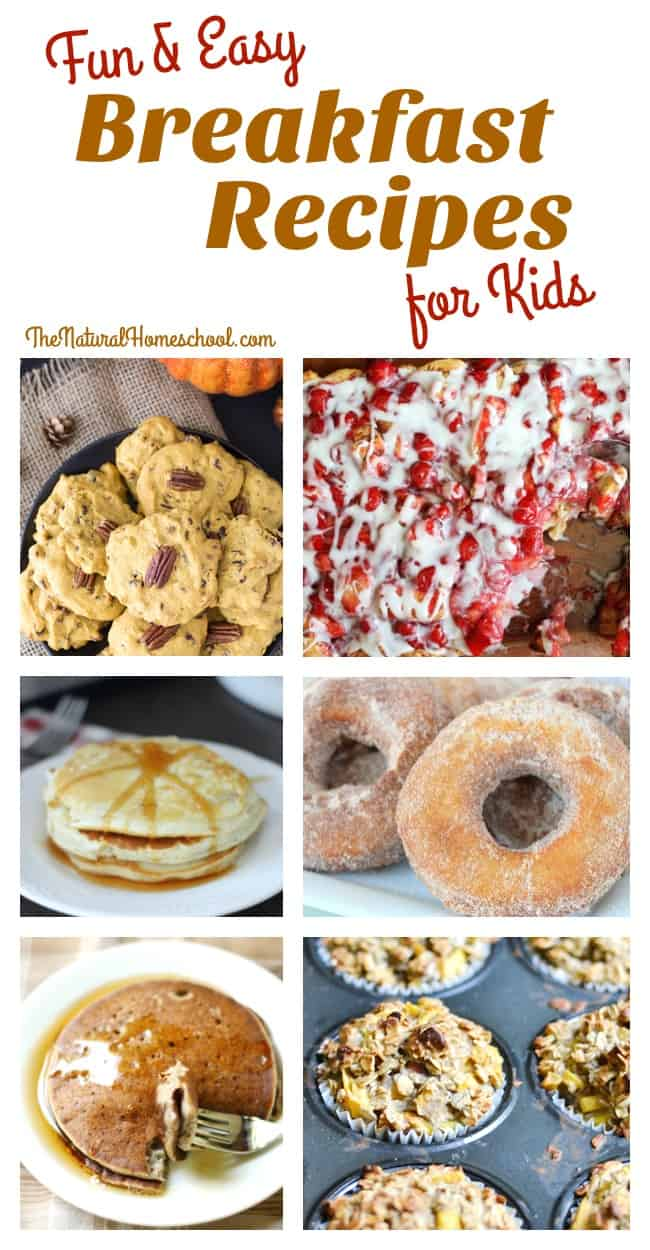 Fun Breakfast Recipes for Kids