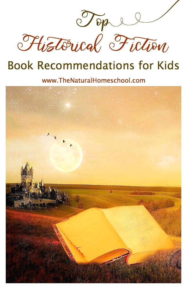 Top Historical Fiction Book Recommendations for Kids