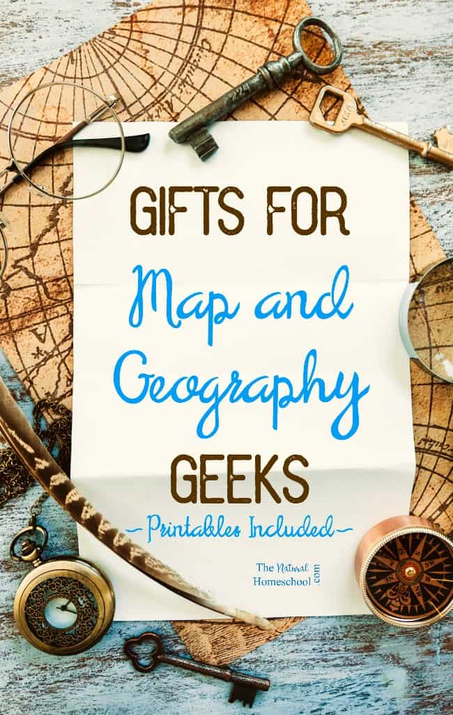 In this post, we will be sharing some awesome Geography gifts for kids that will make great gifts for the holiday, birthdays or for any occasion. We love all of these gifts for map and Geography geeks because, well, we are Geography geeks!