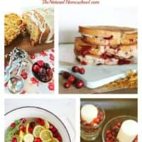 Easy Cranberry Recipes Thanksgiving