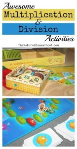 Awesome Multiplication and Division Activities for Kids