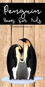 Penguin Books for Kids & Activities {Printable Notebooking Pages}