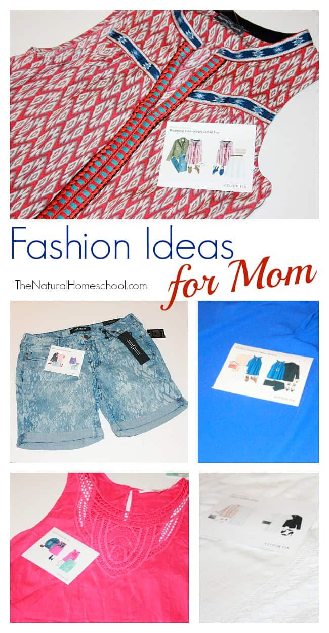 I have found a way of keeping the everyday mom in style. Moms ave a tendency of putting everyone's needs before their own, but now, you will have a way of looking awesome without spending hours and hours and hours shopping around and trying on clothes. Yes! It can be done! Let me tell you how.