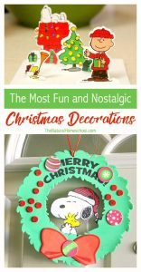 The Most Fun and Nostalgic Christmas Decorations
