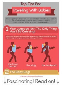Tips for Travelling with Baby
