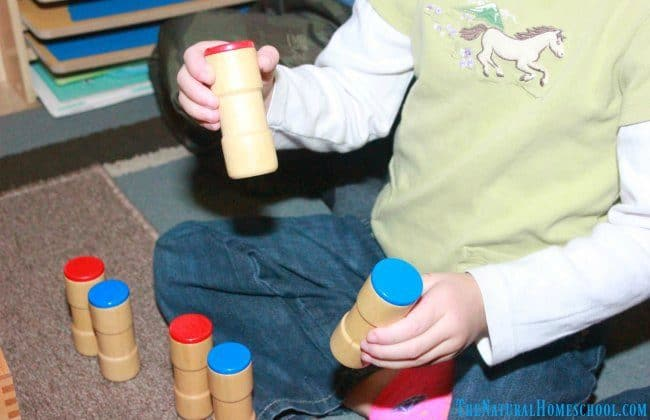 Are you a homeschooling mom that wants to do hands-on sensorial with your little ones? Are you wanting to teach your children about sound discrimination because it is a great skill to have? Well, using these Montessori sound boxes are a great way to go.