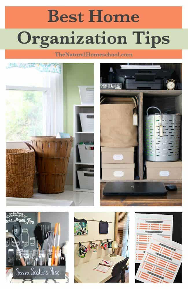 This is an awesome list of posts that bring you beautiful advice to make Best Home Organization Tips a wonderful experience. Include your children in the reading. What do they think?