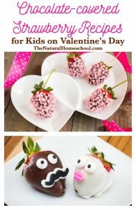 Chocolate-covered Strawberry Recipes