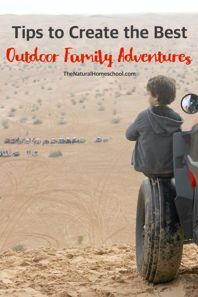 We love family trips! Whether they are a week long trip or just a couple of day camping, we make the very best out of them. We take advantage of them to have fun and to grow closer to each other. In this post, we will share some awesome tips to create the best outdoor family adventures that everyone will enjoy.
