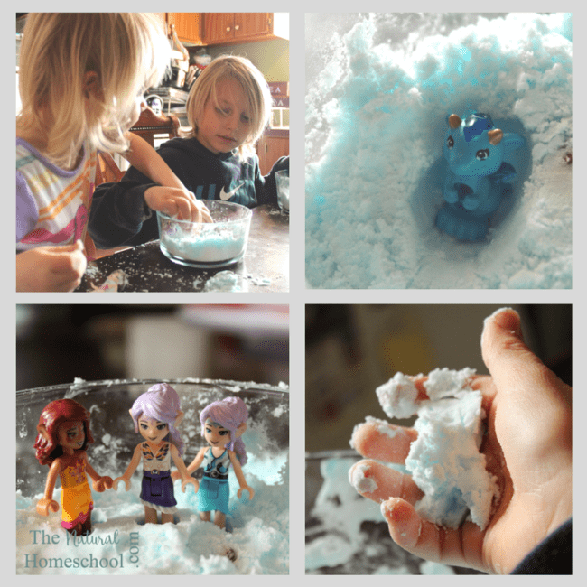 Kids Snow Activities