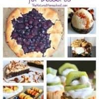 Gluten Free Recipes: Desserts