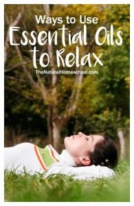 3 Ways to Use Essential Oils to Relax