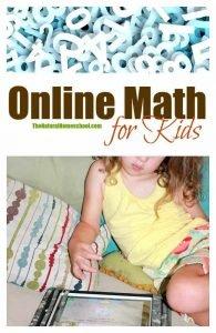 Online Math for Kids