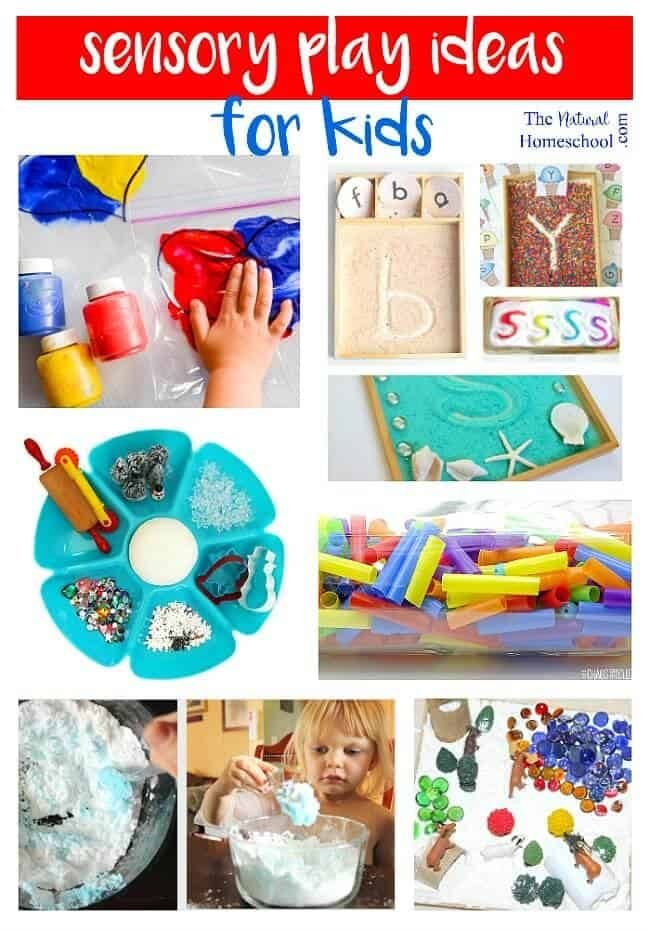 This is an awesome list of posts that bring you beautiful advice to make Sensory Play Ideas for Kids a wonderful experience. Include your children in the reading. What do they think?