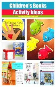 Children's Books Activity Ideas