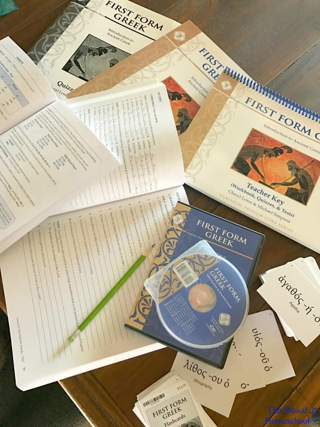 Want to Learn Greek the Easy Way? In this post, I will share with you how I am learning Greek myself and how I am planning on teaching it to my children.