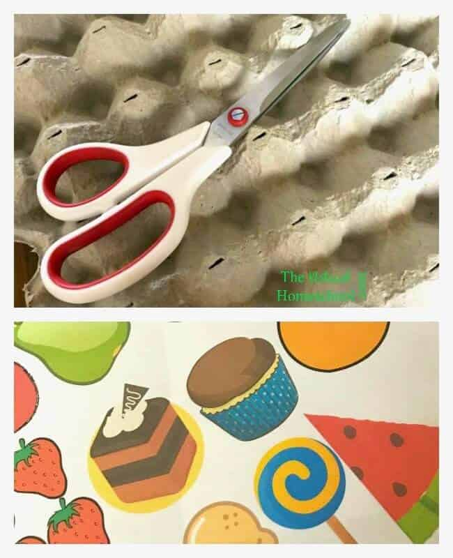 In this post, we will share with you a cute lesson I had with my daughter where we practiced the days of the week and food with The Very Hungry Caterpillar.