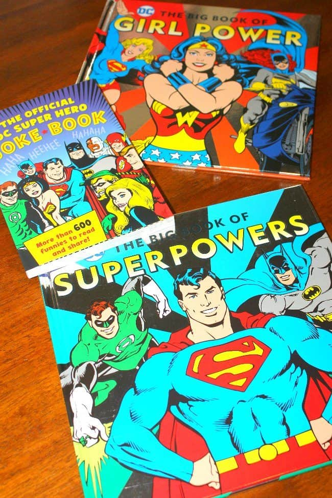 We are so excited to talk about superhero books for kids in today's post. It is so much fun to read about powerful people who want to help humanity and do good.