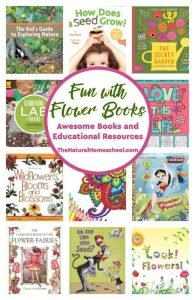 Wonderful Flower Books and Activities