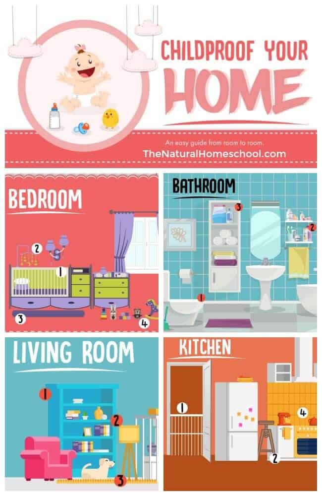 Childproofing Home Checklist The Natural Homeschool
