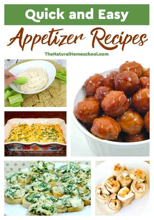 This is a greatlist of posts that bring you beautiful advice to make 5 Quick and Easy Appetizer Recipesa wonderful experience.