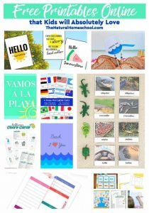 Free Printables Online that Kids will Absolutely Love