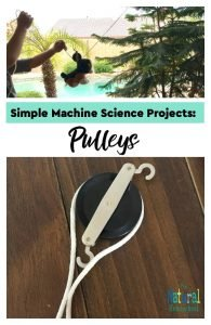 Simple Machine Science Projects: Pulleys