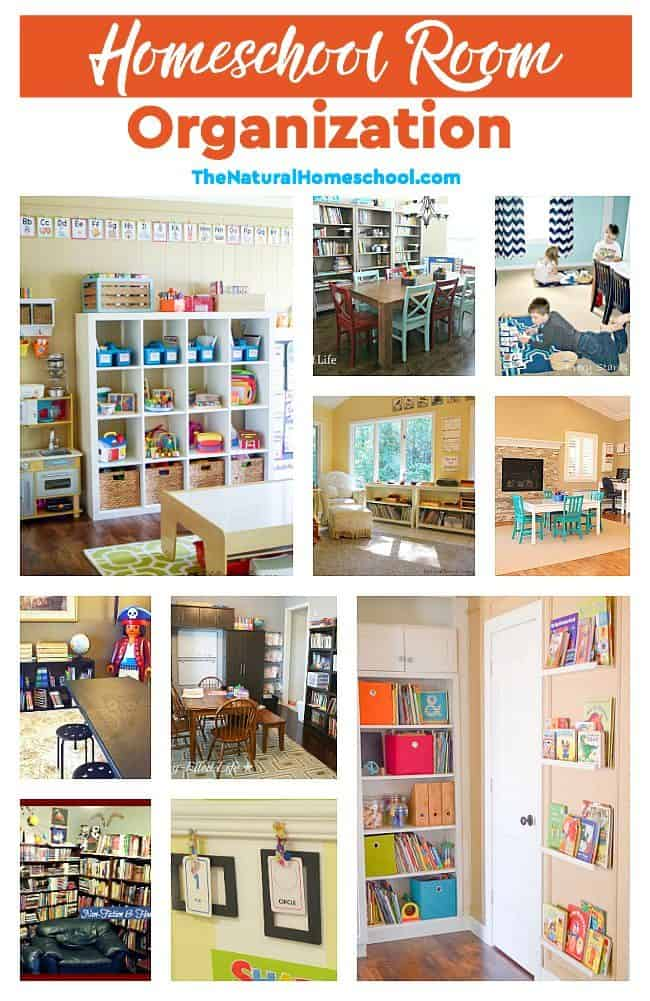 This is a great list of posts that bring you beautiful advice to make Fantastic Homeschool Room Organization Ideas a wonderful experience. Include your children in the reading. What do they think?