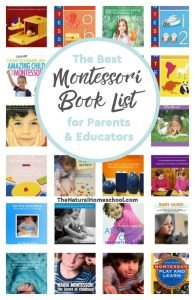 The Best Montessori Book List for Parents and Educators