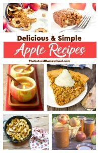 Delicious & Simple Apple Recipes